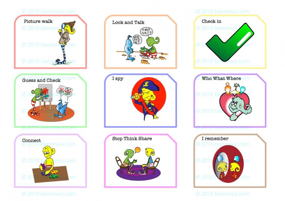reading strategies for younger readers
