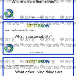 Plants - critical reading questions Plants - critical reading questions