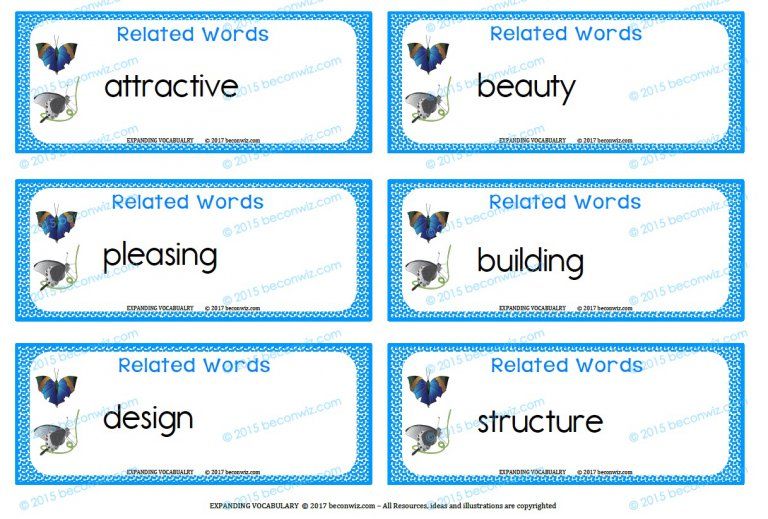 Heritage- Expanding Vocabulary