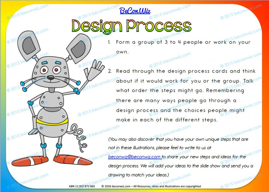 Understanding the Design Process