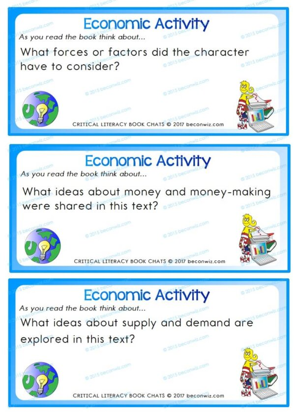 Supply and Demand Book Chat