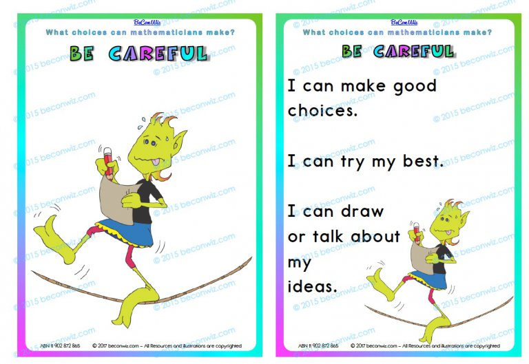 MATH PRACTICES CARDS LOWER PRIMARY