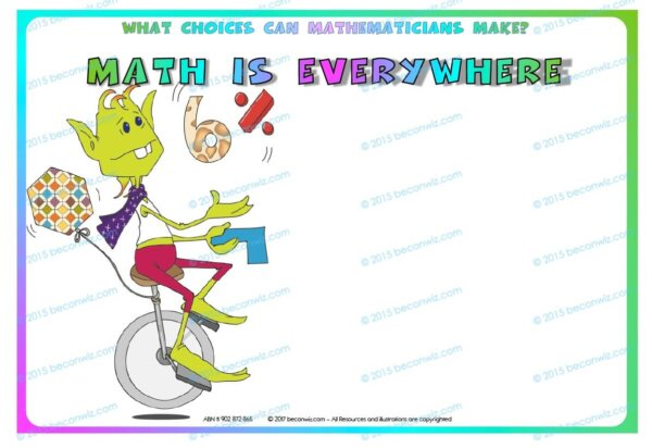 COMMON CORE MATH PRACTICES – LOWER PRIMARY