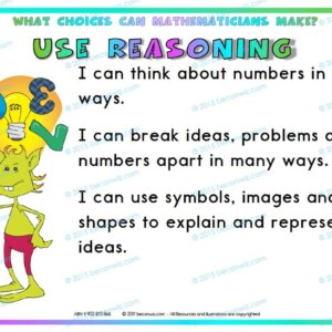 COMMON CORE MATH PRACTICES – MIDDLE PRIMARY