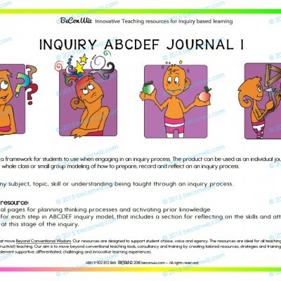 Inquiry Based Learning Model ABC 1