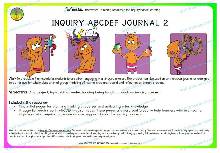 INQUIRY JOURNAL ABC 2