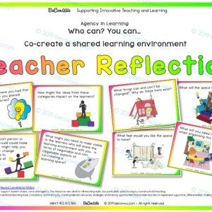 Co-created learning Spaces TEACHER REFLECTION