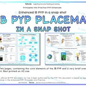 IB PYP IN A SNAPSHOT