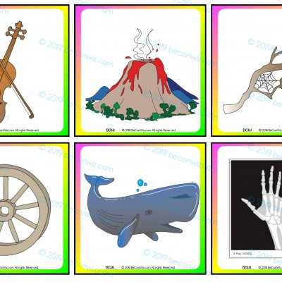 Exploring the alphabet: Guided inquiry