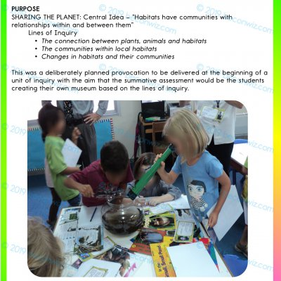 POWERFUL PROVOCATIONS: MUSEUMS