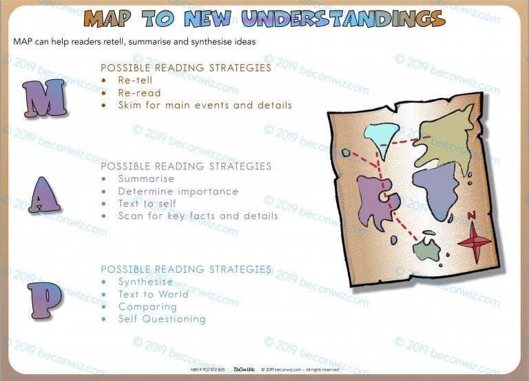 MAP TO NEW UNDERSTANDINGS - JULIAN IS A MERMAID